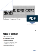 12V Power Supply Circuit Diagram