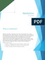 Mediation.gatekeeping