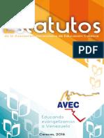 Estatutos AVEC1