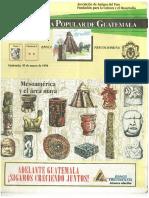 Mesoamerica Area Maya