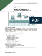 Practica Configuracion de Switch 03