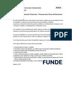 Herramienta 02 - Finanzas Para Toma de Decisiones Fundes-ASSA