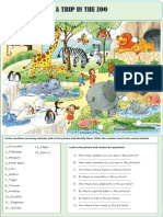 Worksheets Beginner Prea1 Elementary a1 Elementary School Reading Writing There is There Are There Was 6930