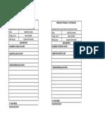 Orden de Trabajo y Materiales 04-117