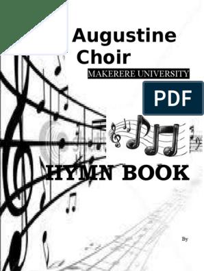 St  Augustine Choir Booklet-1 | Eucharist | Glory (Religion)