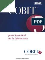 COBIT 5 Information Security Res Spaconcomentarios