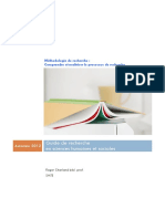Methodologie de Recherchefinal Sept11 2012