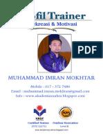 Profil Trainer Muhammad Imran Mokhtar.pdf