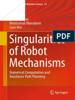 Singularities of Robot Mechanisms