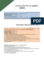 13102017 Stagione Concertistica Busoni 17 18