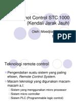 Remot Control STC 1000.ppt