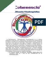 Guia de Estudio - BioCoherencia 2017