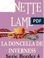 Arnette Lamb - Serie Border 04 - La Doncella de Inverness