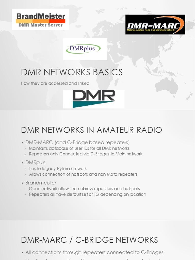 DMR-Networks-basics-KB5RAB-10-04-16-1 | Telecommunications