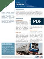 Prima Multi-purpose - Product Sheet - English