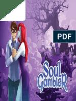 Soul Gambler - Artbook