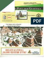 Origenes Civilizacion Maya Tierras Bajas