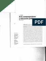 Arte contemporáneo y educación política_Pablo Helguera.pdf