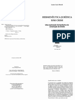 Livro Hermenêutica Jurídica em Crise.pdf