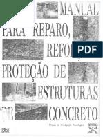 Manual Para Concreto - Livro