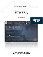 Ethera 2.0 Reference Manual