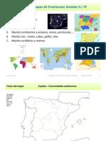 EI II T00 Los Mapas de EI II