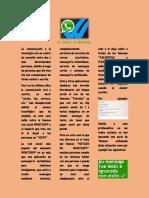 Bautista Mañon - Yandra Daniela- Editorial