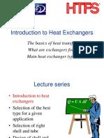 Lecture 0heatexchangers