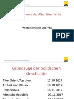 Grundprobleme 01 2017w Was Ist Alte Geschichte