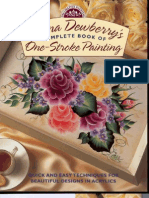 Donna Dewberry - Complete Book of One Stroke Painting