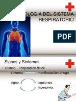 Examen Del Torax y Los Pulmones