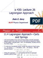 Taylor - Physics430_lecture26