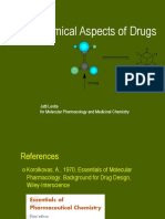Stereochemical Aspects of Drugs