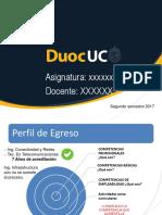 Inicio Año Academico 2017