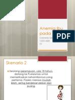 PPT Blok 25 - Anemia Pada Kehamilan