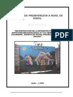 PERFIL I.E.I. Nº 1576 CACHIPAMPA.doc