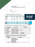 Practica 2.1 Excel