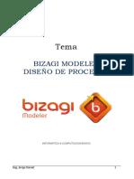 Ejemplo de Modelamiento de Procesos Con BPMN I