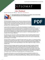 What COIN Teaches Thailand | the Diplomat