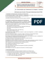 DT-044_Relação de Documentação