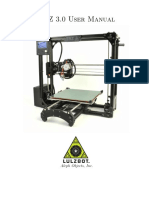 LulzBot TAZ 3.0-User Manual-print