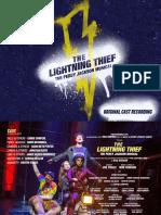 Digital Booklet - The Lightning Thief (Original Cast Recording).pdf