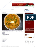 Butter Chicken _ Murgh Makhani - Recipe Book