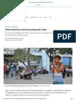 Cómo internet revivió las plazas de Cuba - Univision.pdf