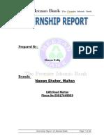 Final Internship Report - For Subbmission