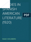 Studies in Spanish 00 Gold Rich
