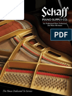 164 Schaff Piano Product Catalog