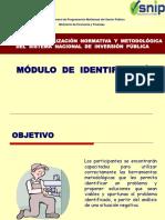 Identificación RRSS