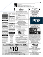 Claremont Courier Classifieds 10-13-17