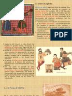La Lírica Culta y La Prosa de Los Siglos XIII y XIV